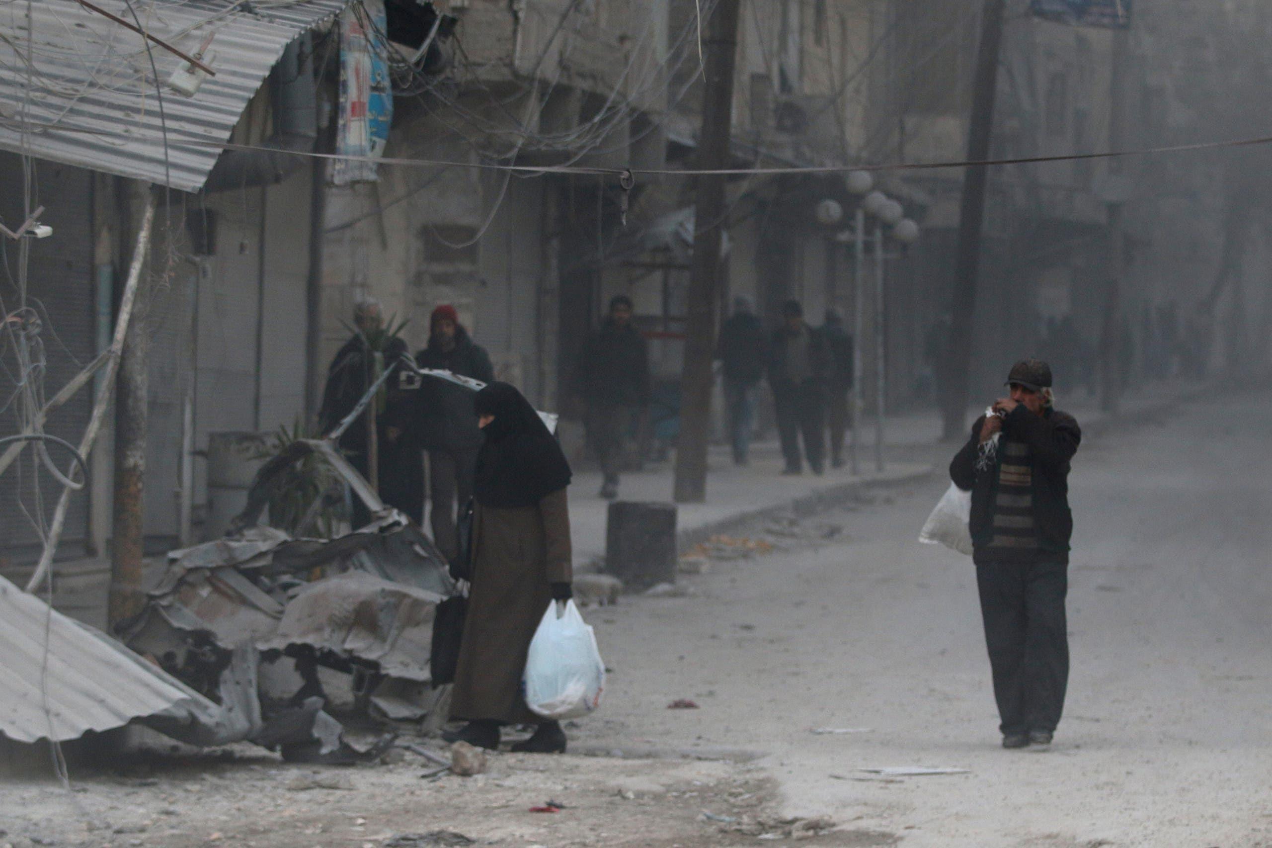 من حلب