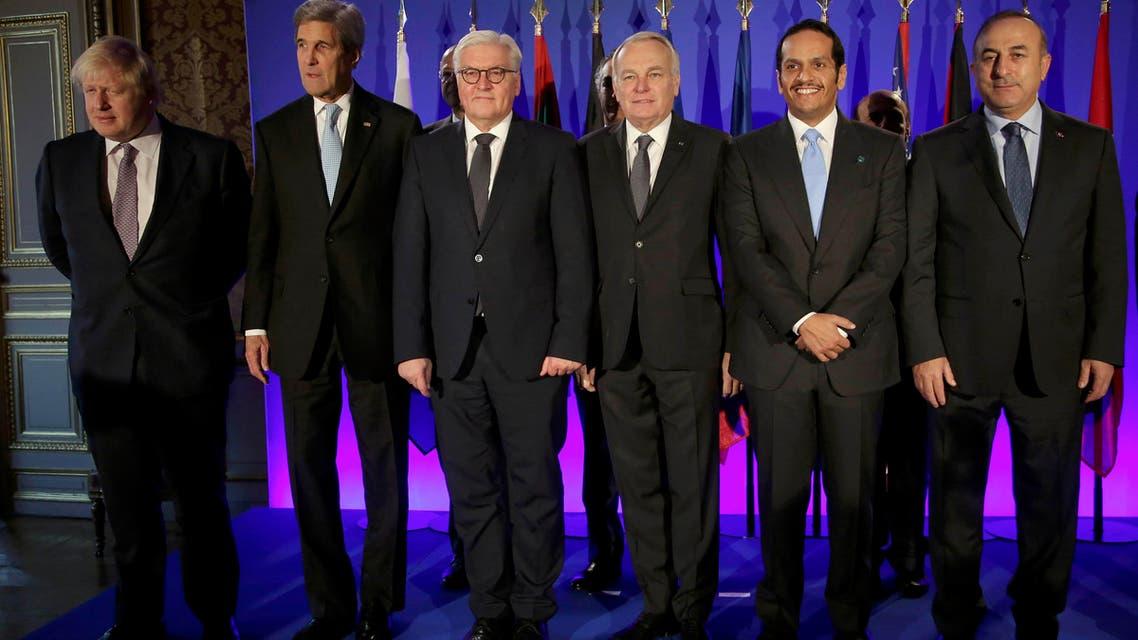 أصدقاء سوريا
