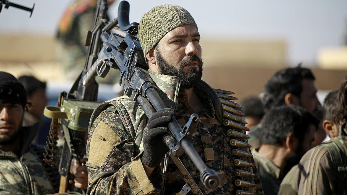 SDF fighter AFP