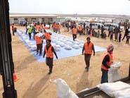 توزيع مساعدات أممية على 42 ألف شخص بشرق الموصل
