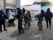 المعارضة السورية تصدّ هجوماً لداعش على الحدود مع العراق