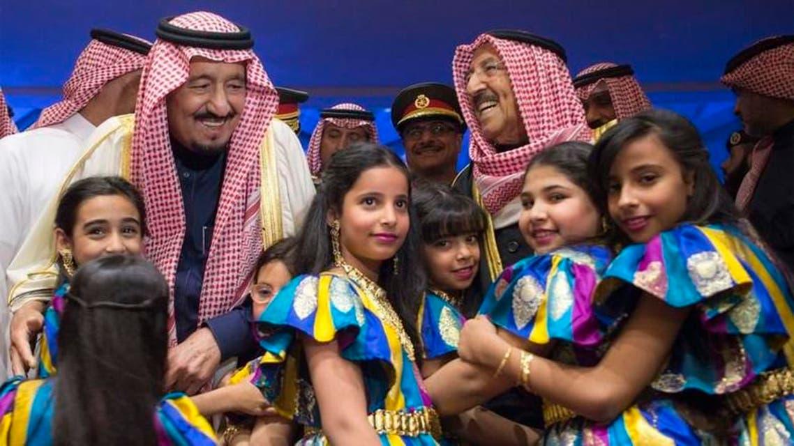 king salman kuwait