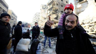 المعارضة السورية: لا تفاوض في ظل قصف المدنيين