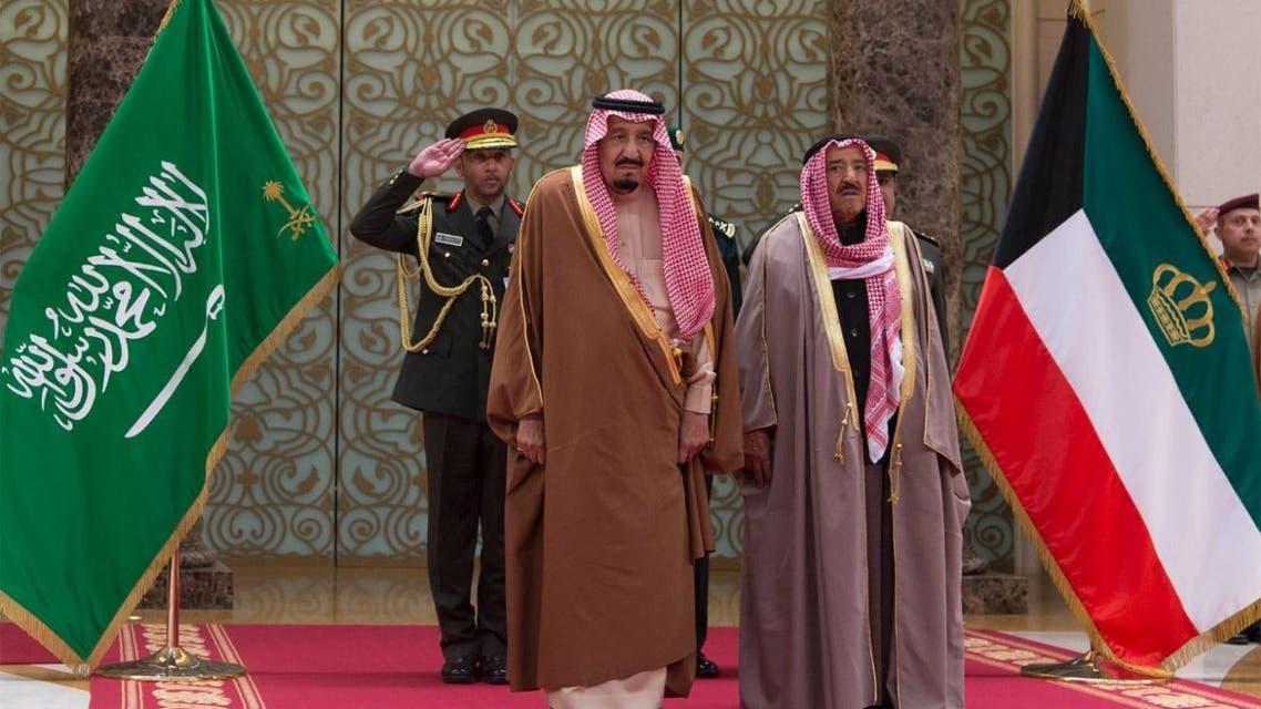 الملك سلمان الكويت