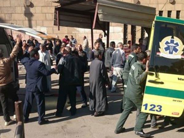 25 قتيلاً بانفجار استهدف كاتدرائية الأقباط بالقاهرة