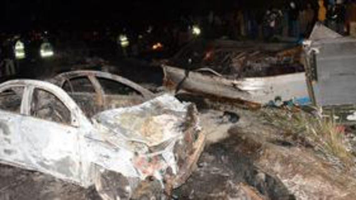 حادث سير دموي في كينيا