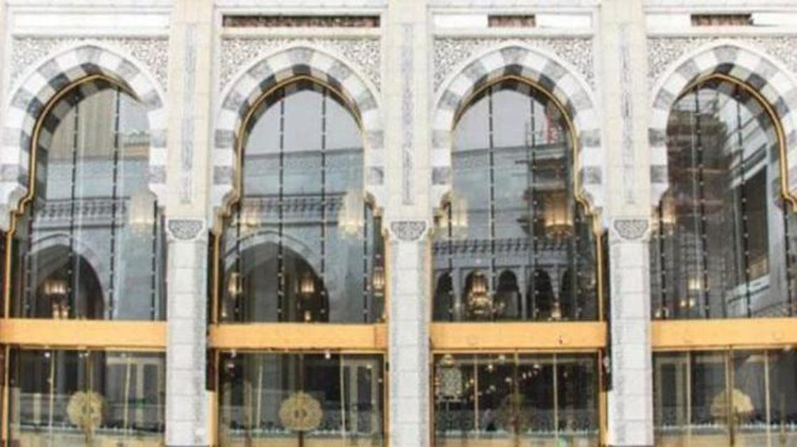 The automatic doors will be utilized to organize the entry and exit of the pilgrims between the third expansion and the mataf area. (Supplied)