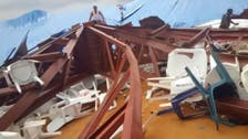 In pictures: At least 100 people killed in Nigerian church collapse