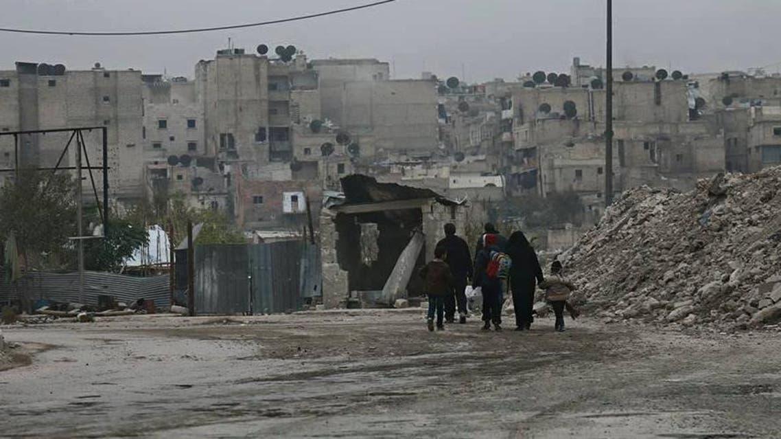 من شرق حلب