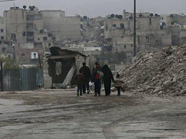 """الغارديان: حلب تحولت إلى """"مقبرة كبرى"""""""