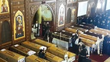 Pictures of the tragic Cairo church bomb victims