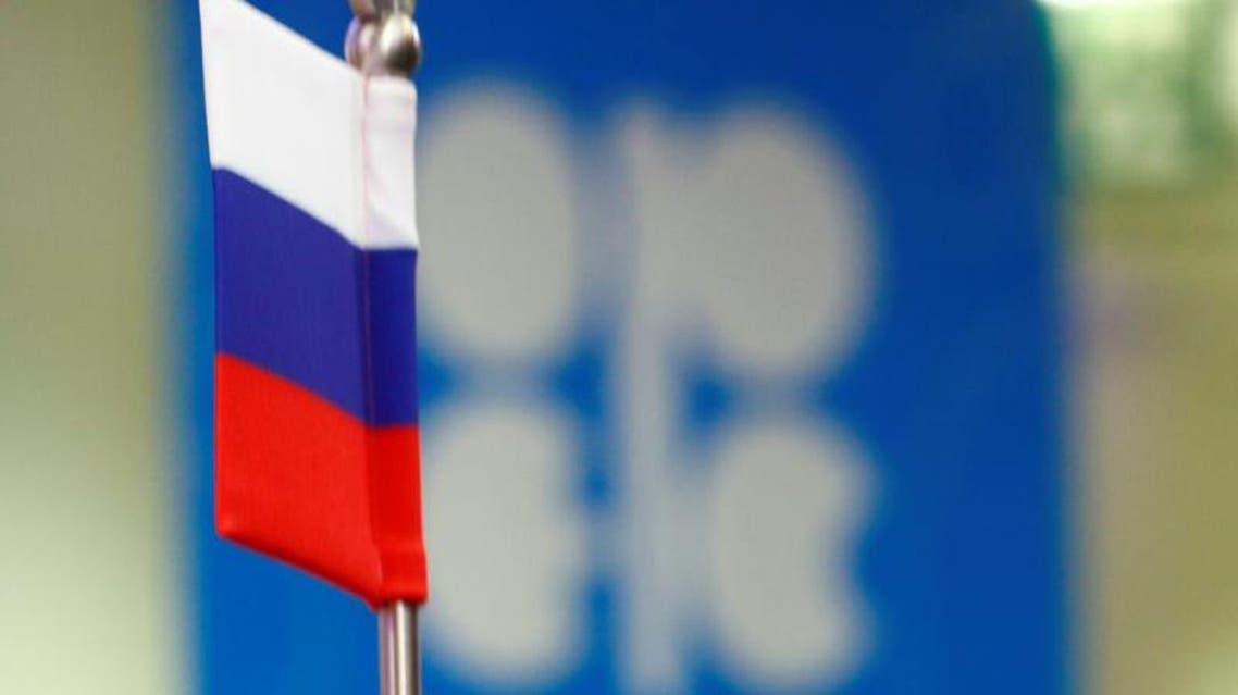 روسيا - أوبك