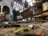 داعش يعلن مسؤوليته عن تفجير الكنيسة البطرسية في القاهرة