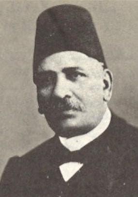 بطرس غالي باشا