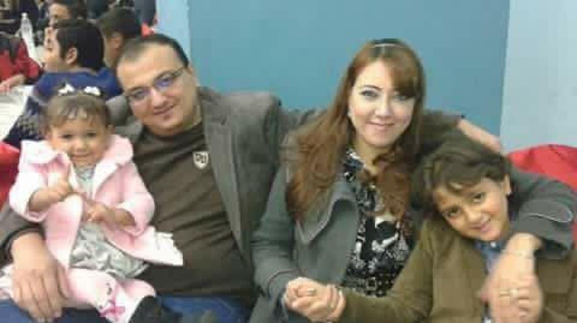 مأساة عائلة مصرية