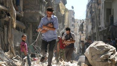 تركيا: الأسد مسؤول عن وفاة 1000 مدني في حلب