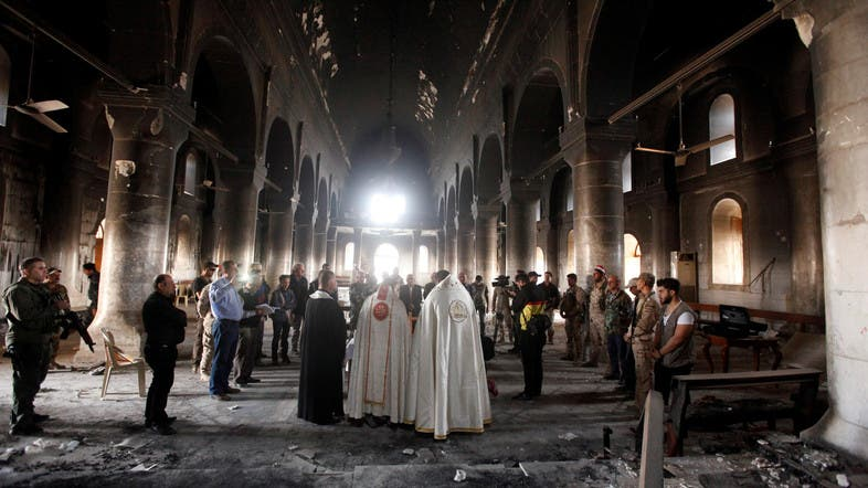 Post-ISIS: US Assyrian NGO in drive to repair Iraqi Christian town