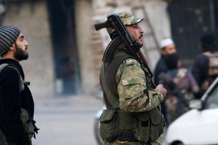 الجيش السوري الحر في حلب