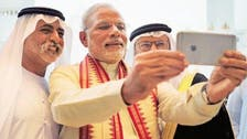 But first let me take a selfie! What's behind Modi's obsession?