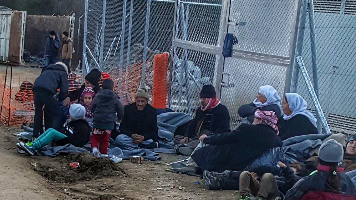 سعودية - لاجئون في أوروبا