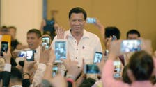 Philippine President says he personally killed suspected criminals