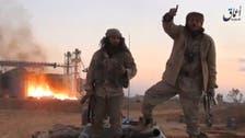 Coalition strike destroys ISIS weapons near Palmyra
