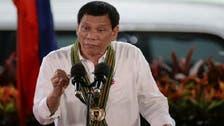 'امریکا نہیں جاؤں گا' فلپائنی صدر نے ٹرمپ کی دعوت مسترد کردی