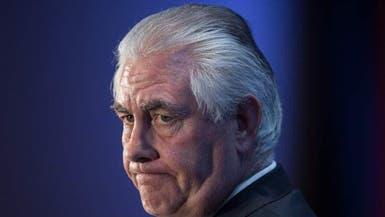 بعد لقائه أمير قطر.. تيلرسون يرفض تلقي أسئلة الصحافيين