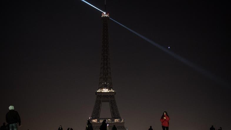 Eiffel Tower Goes Dark In Solidarity With People Of Aleppo Al