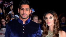 Boxer Amir Khan orders wife and family to end public feud