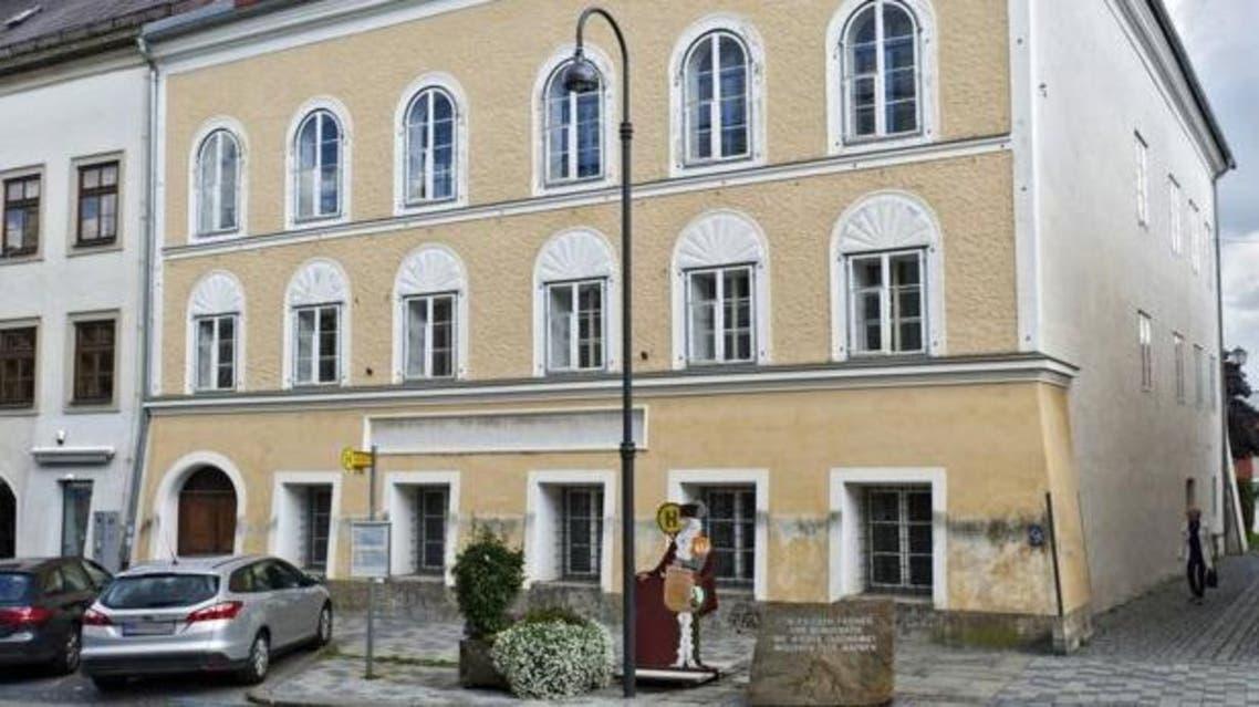 مجلس النواب النمساوي قرر هدم منزل هتلر