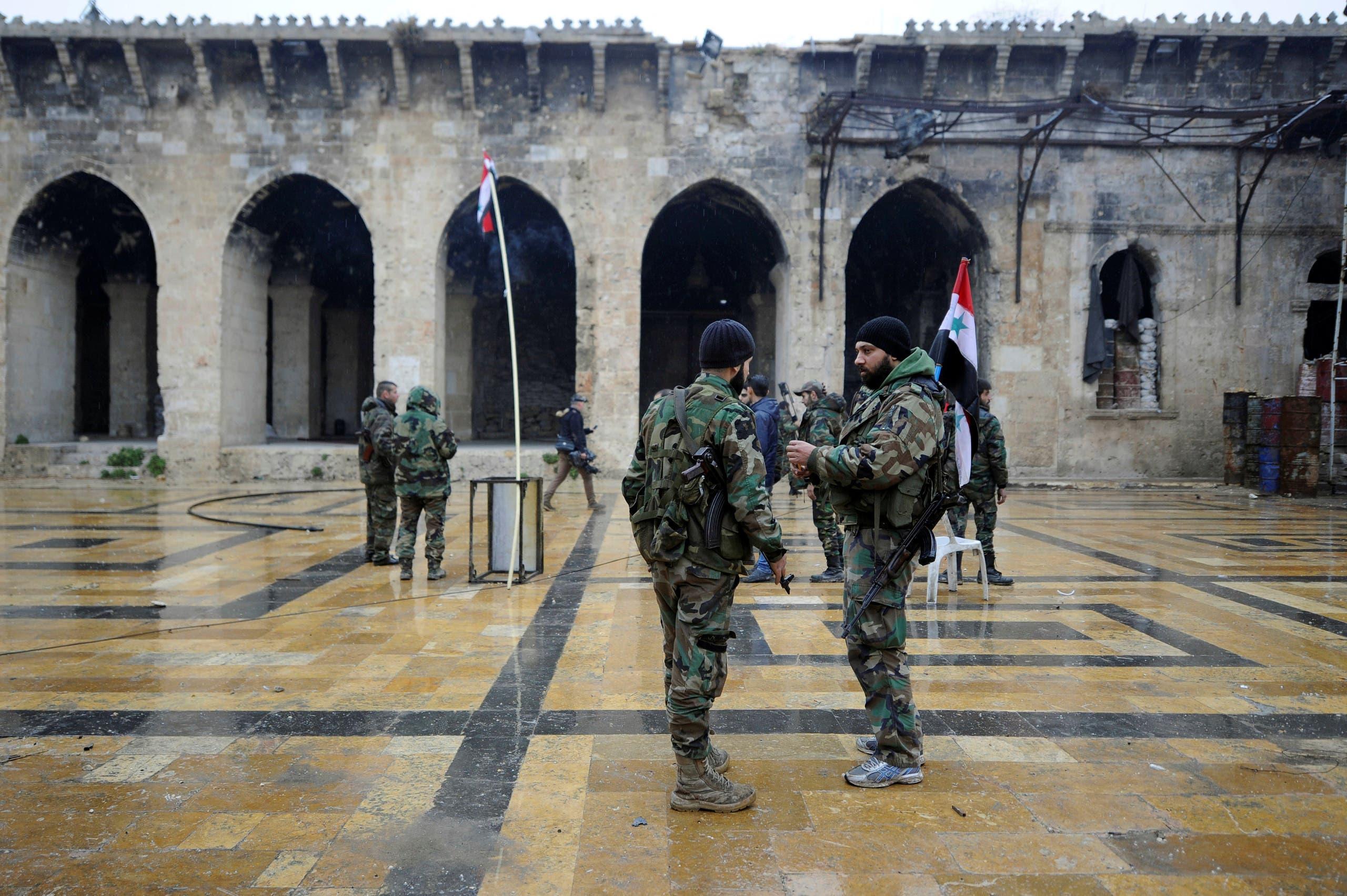 Umayyad Mosque of Aleppo