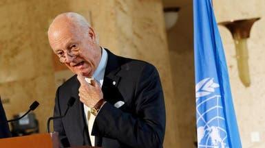 دي ميستورا: نحذر أن تلقى إدلب مصير حلب