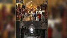 بالصور.. حلب حضارة آلاف السنين دمرت في 4 سنوات