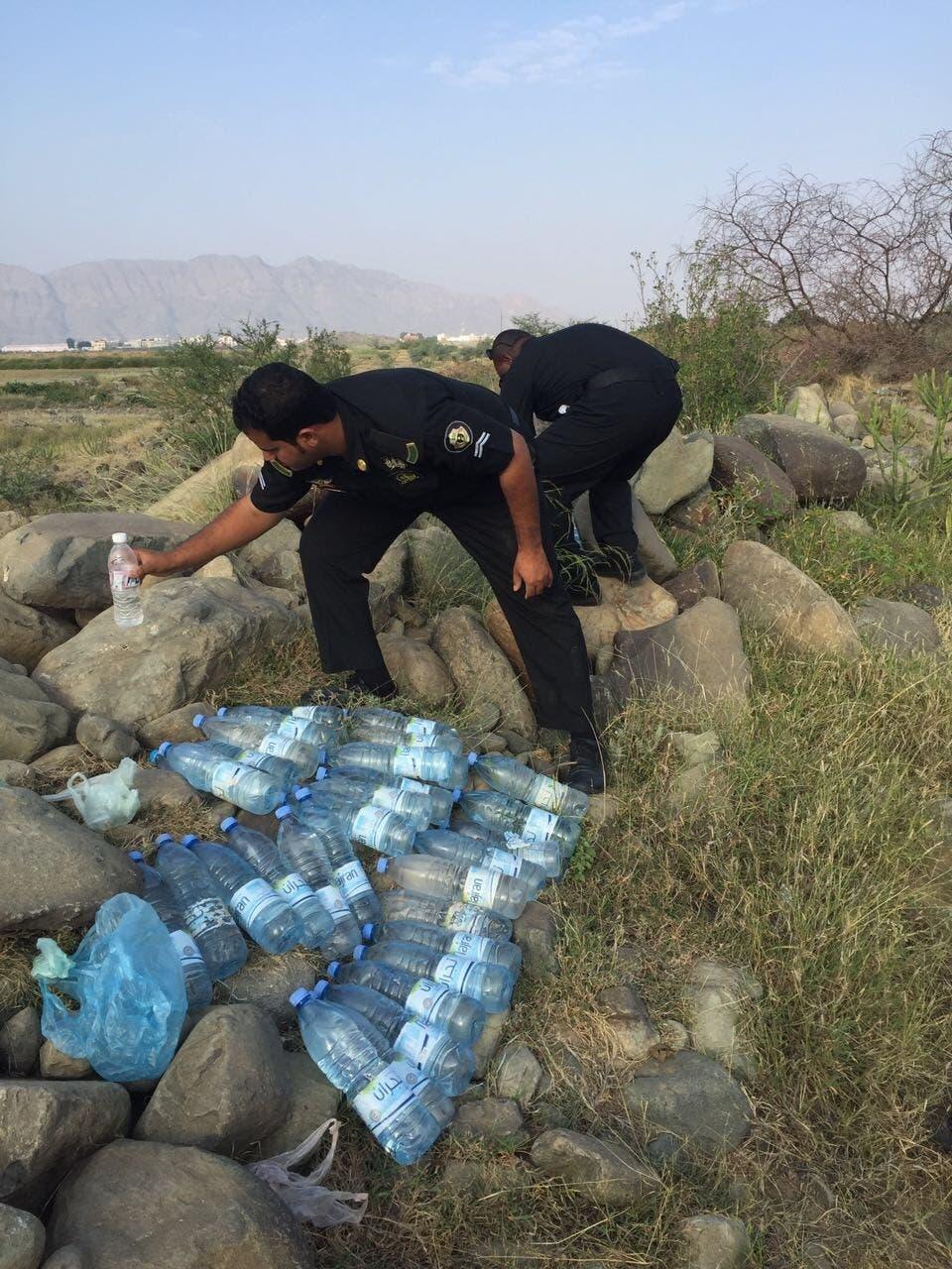 الشرطة السعودية داهمت وكرا للخمور والمخدرات