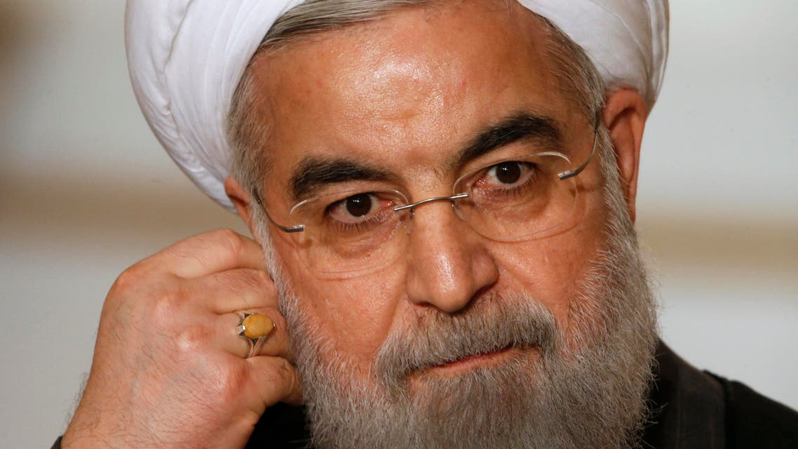 Iran's President Hassan Rowhani has been rushing to seal business deals. (File photo: Reuters)