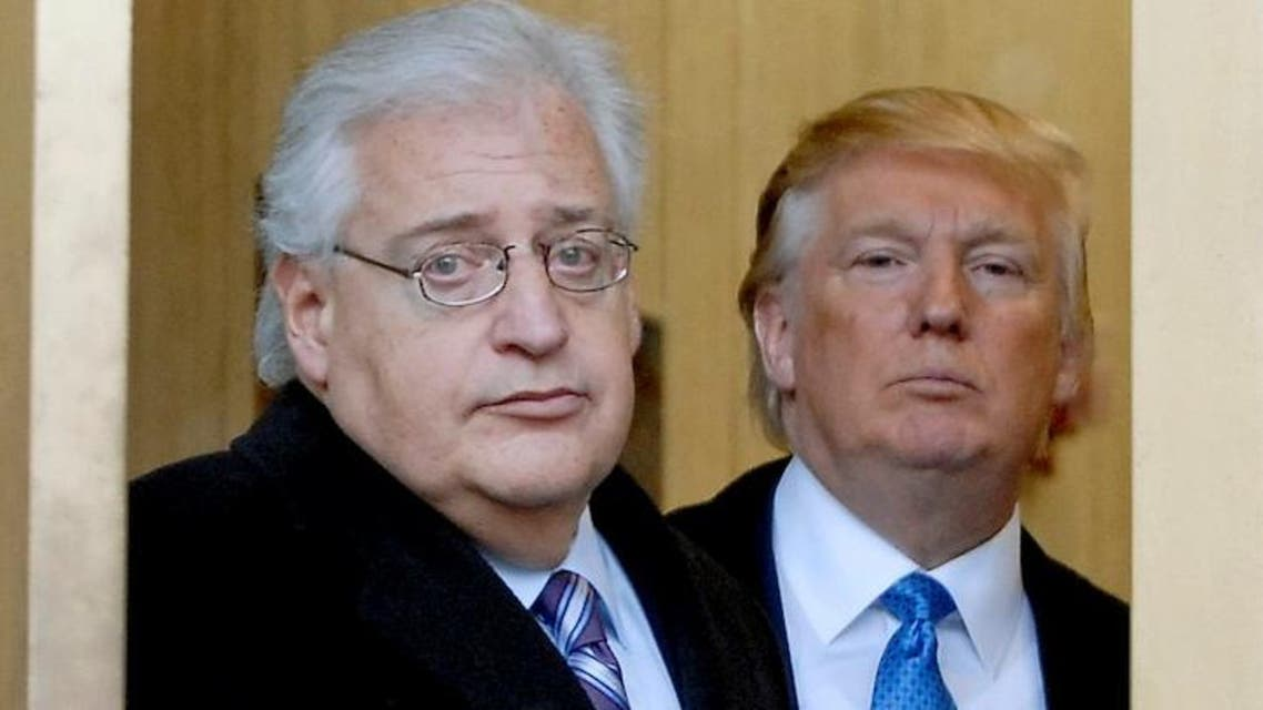 سفير أميركا إسرائيل