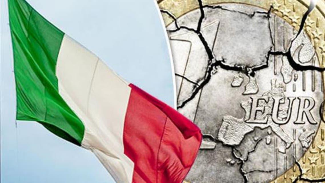 إيطاليا - يورو - مصارف - أزمة - بنوك