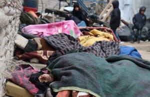 عملیات تخلیه شرق حلب در روز جمعه