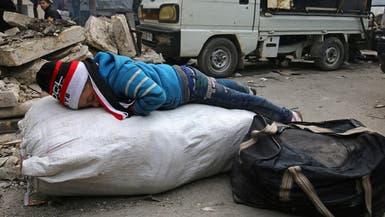 المرصد: استئناف الضربات الجوية على ريف حلب