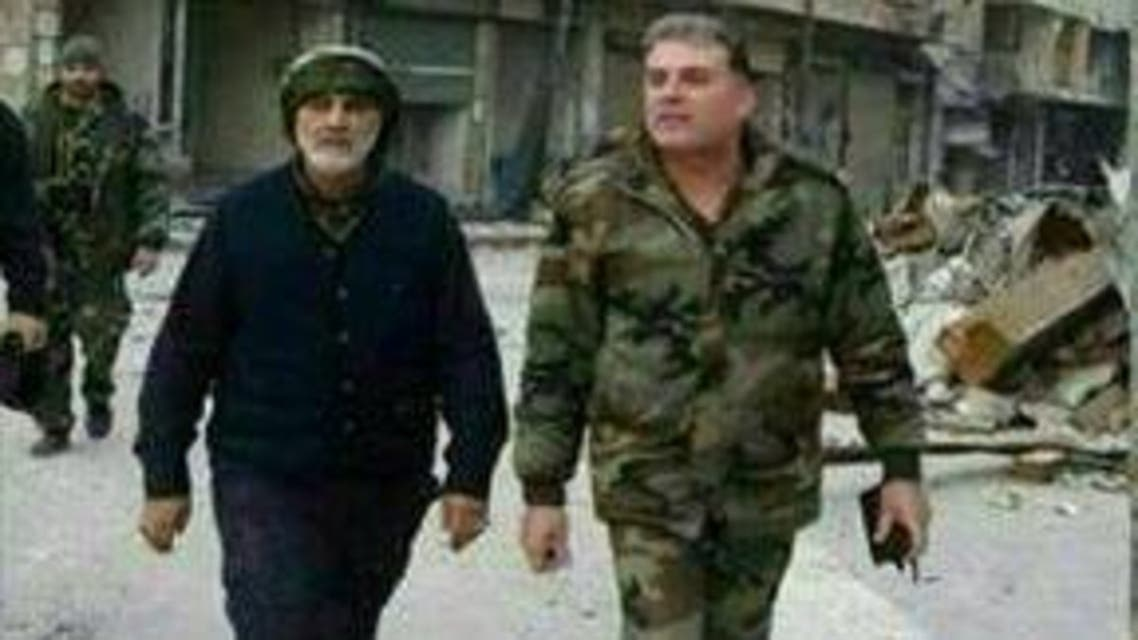 سليماني في حلب1