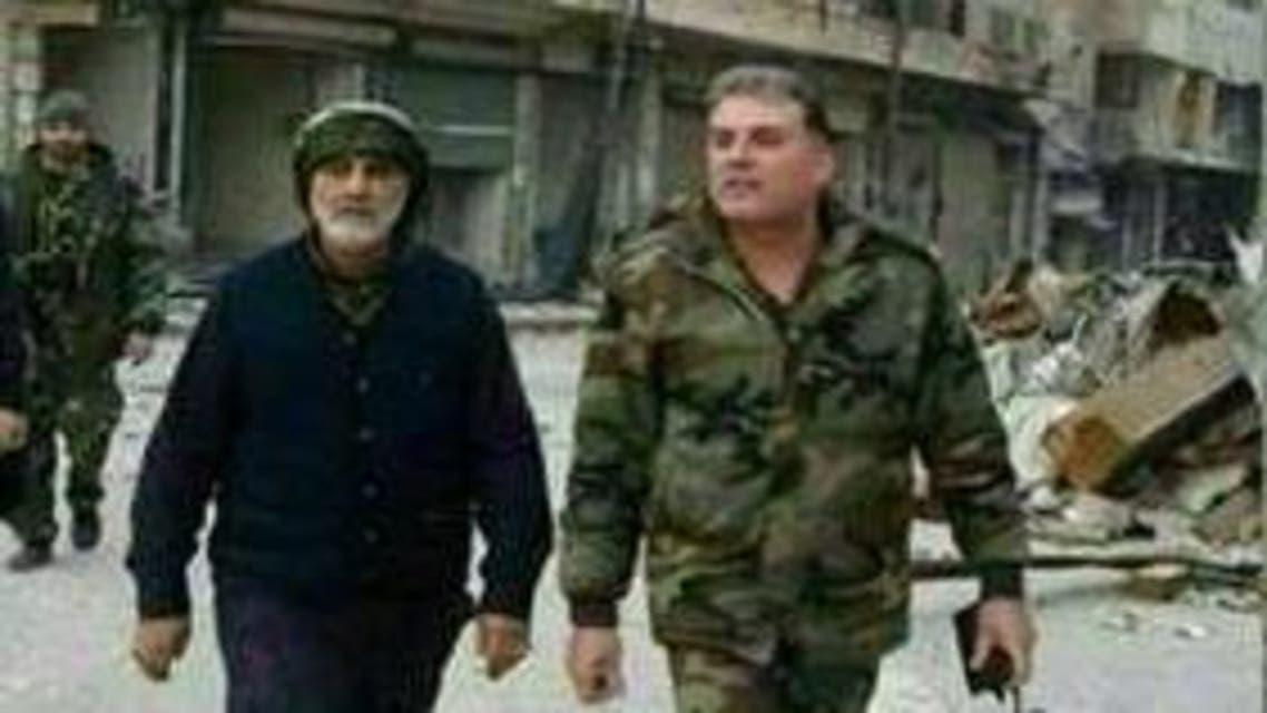 سليماني في حلب