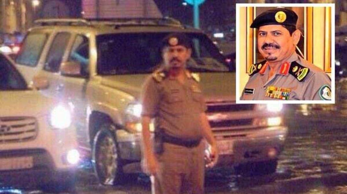 نائب مدير عام المرور السعودي اللواء وصل الله الحربي