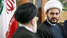 Leader of Iraqi militia fighting in Syria meets with Khamenei