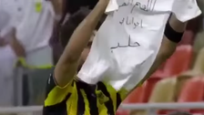 VIDEO: How did the Kuwaiti footballer show solidarity with Aleppo?