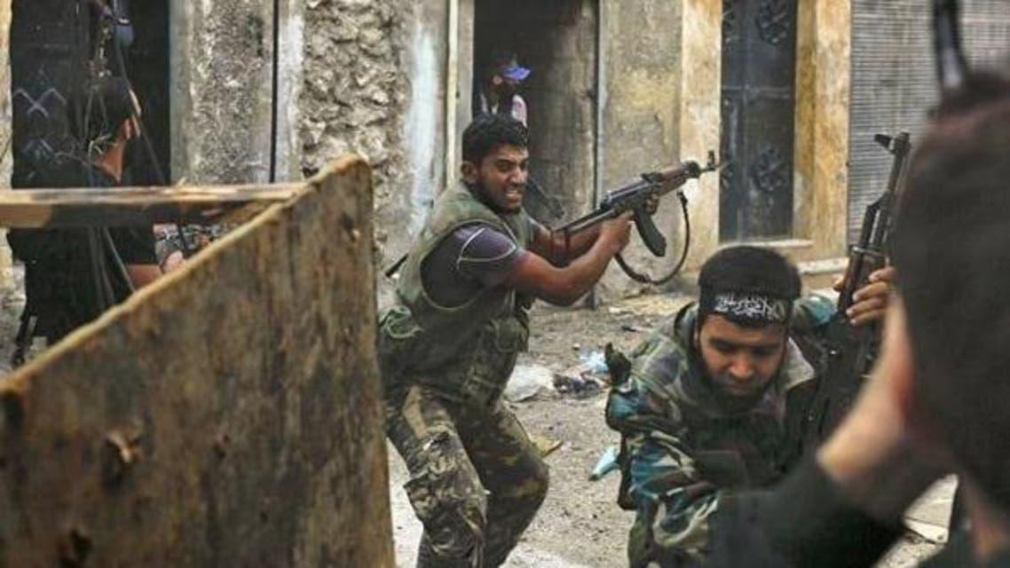 مليشيات إيرانية تقاتل في حلب
