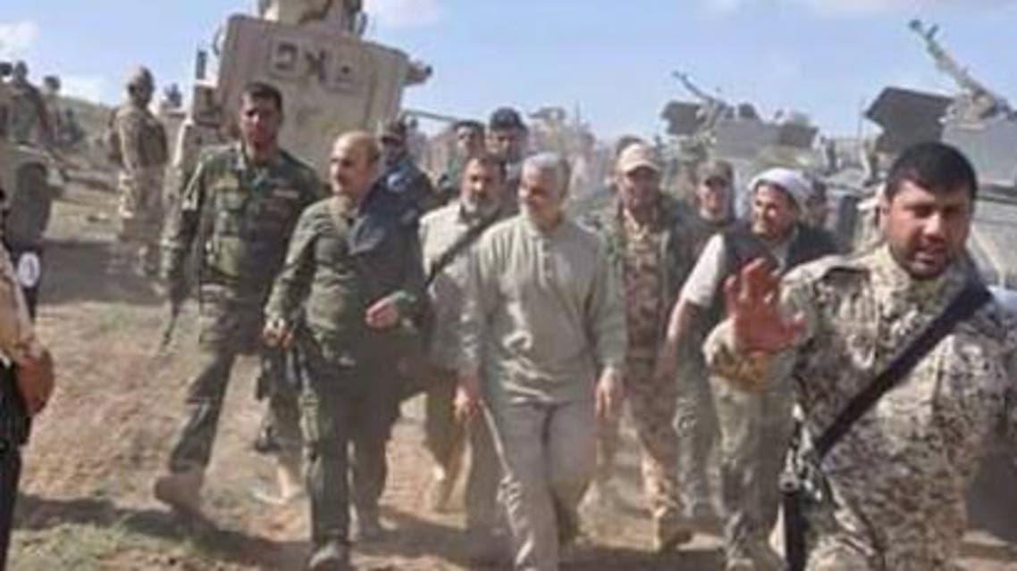 وصول مليشيات إيرانية للمشاركة في معركة حلب تحت إشراف قاسم سليماني