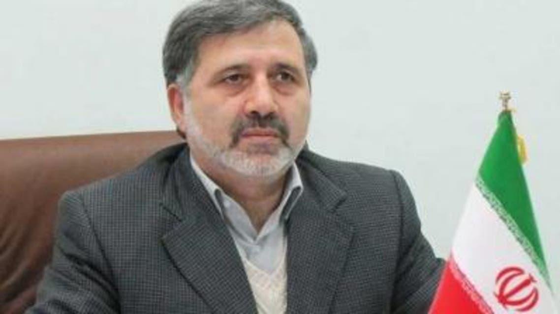 السفير الإيراني لدى الكويت علي رضا عنايتي