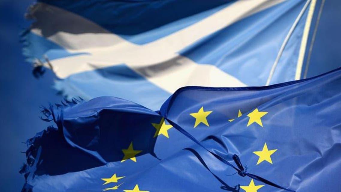 اسكتلندا الاتحاد الأوروبي brexit