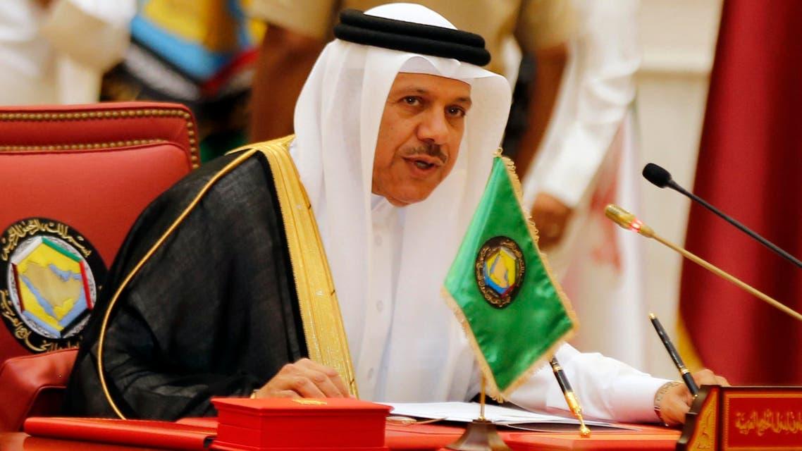 Gulf Cooperation Council (GCC) secretary general Abdullatif al-Zayani attends a GCC summit on December 6, 2016, in the Bahraini capital Manama. (AFP)
